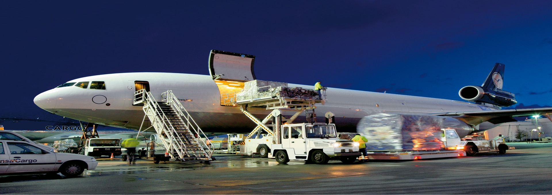 Air cargo Dubai to Pakistan